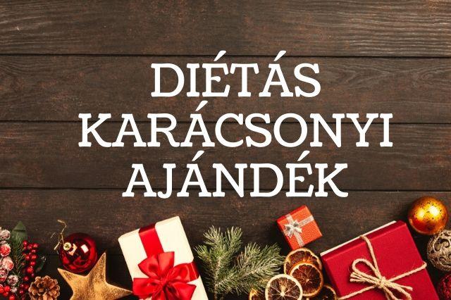 diétás karácsonyi ajándék nyitókép